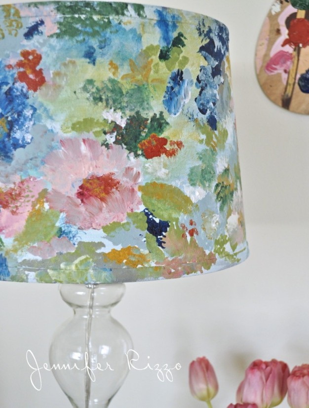 how-to-paint-a-floral-lampshade-775x1024