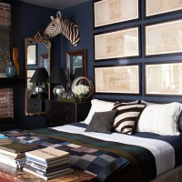 Dream Home Inspiration: Dark vs Light Bedroom